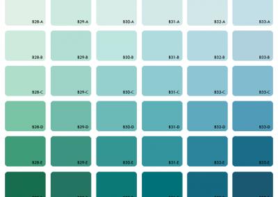 латекс цветове за боядисване